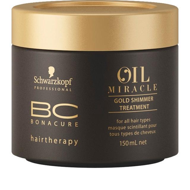 Schwarzkopf BC Oil Miraclegold Shimmer Treatment 150ml