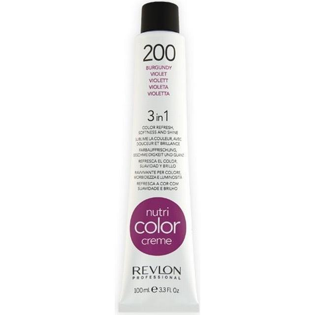 Revlon Nutri Color Creme #200 Burgundy Violet 100ml