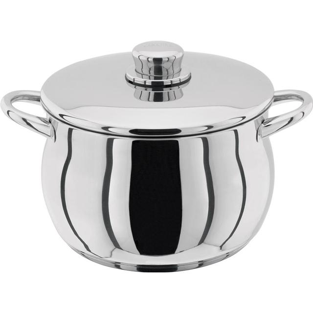 Stellar 1000 Stockpot with lid 26cm