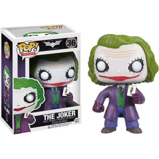 Funko Pop! Heroes Dark Knight Movie The Joker