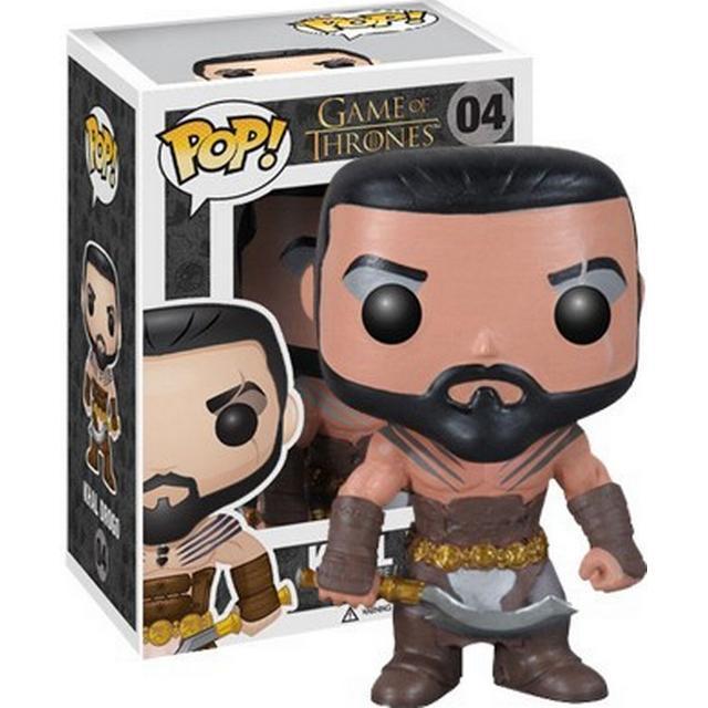 Funko Pop! TV Game of Thrones Khal Drogo