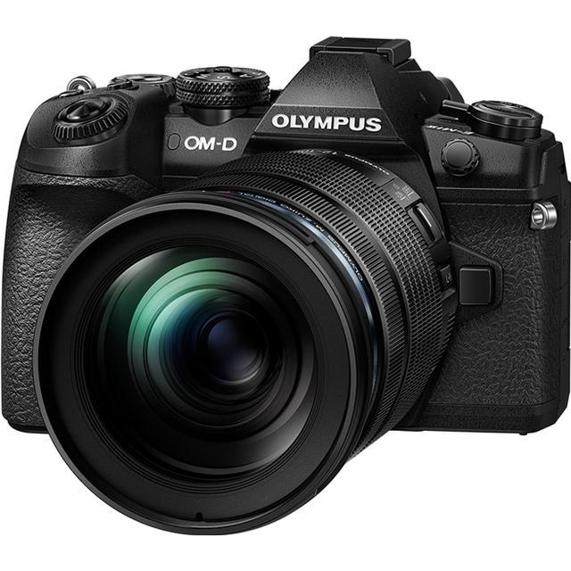 Olympus E-M1 Mark II + 12-100mm IS