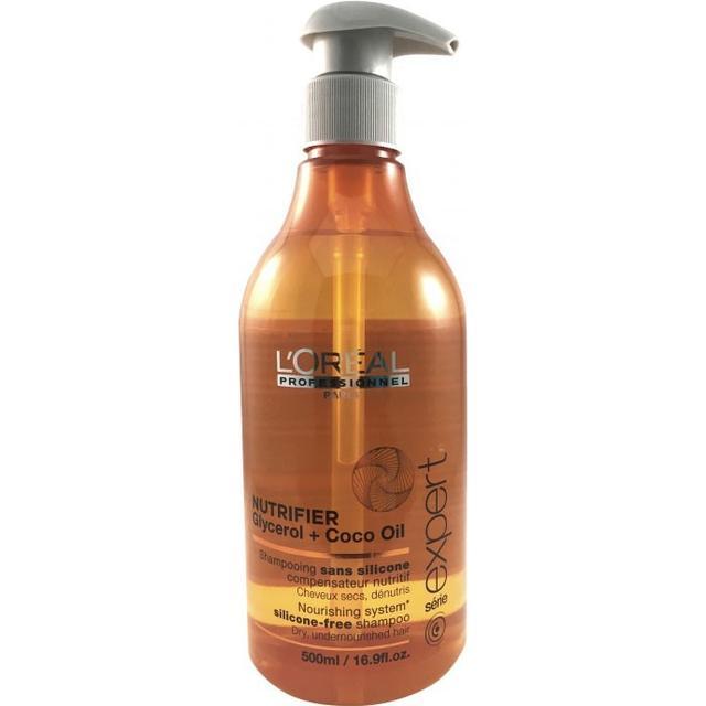 L'Oreal Paris Serie Expert Nutrifier Shampoo 500ml Pump