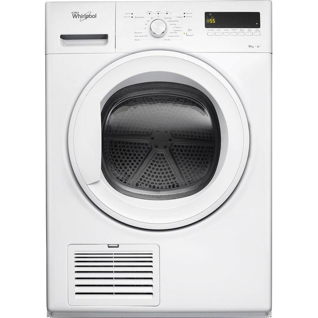 Whirlpool DDLX 80114 White