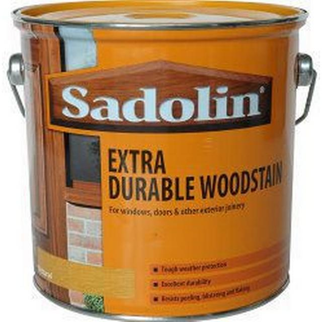 Sadolin Extra Durable Woodstain Black 0.5L