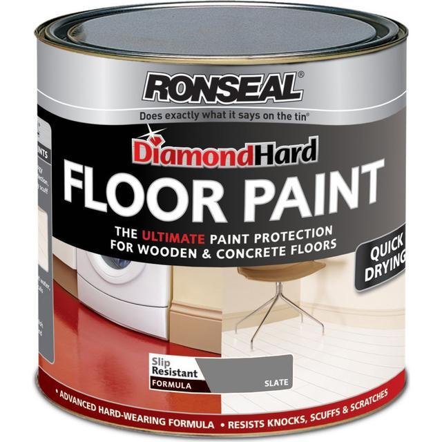 Ronseal Diamond Hard Floor Paint Grey 2.5L