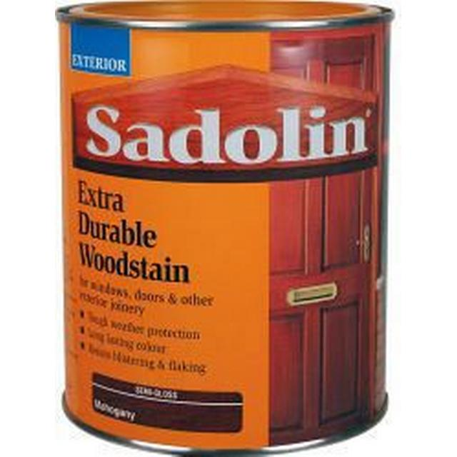 Sadolin Extra Durable Woodstain Brown 1L