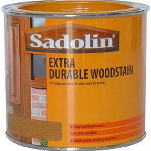 Sadolin Extra Durable Woodstain Transparent 0.5L
