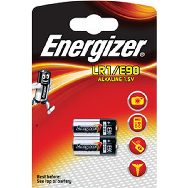 Energizer E90/N 2-pack