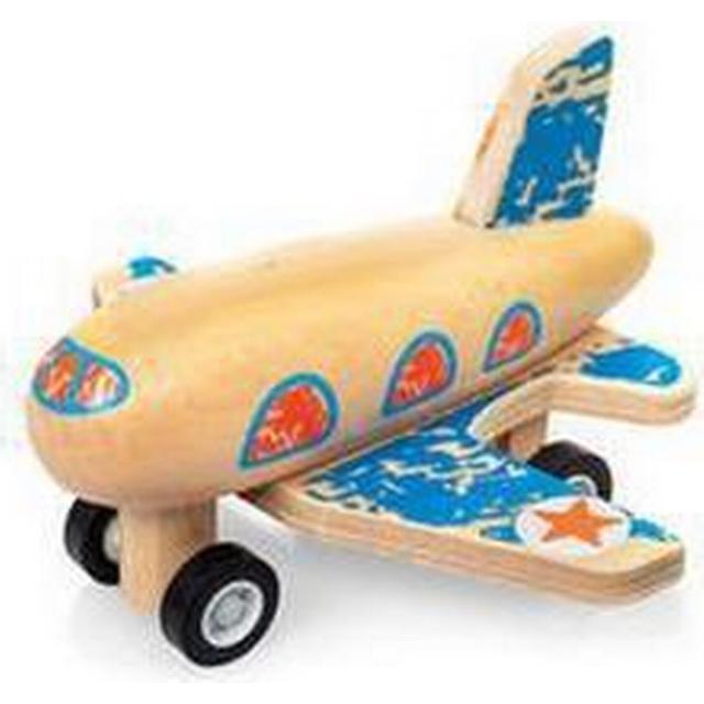 TOBAR Pull Back Aeroplanes