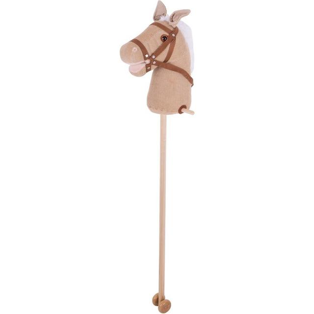 Bigjigs Cord Hobby Horse