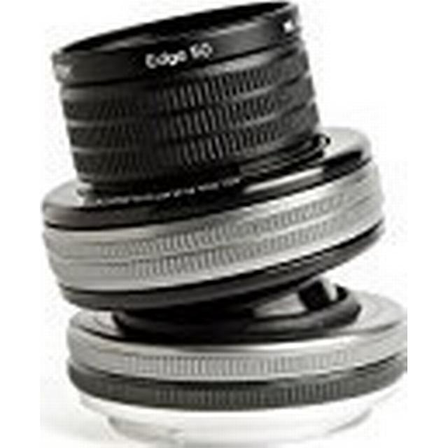 Lensbaby Composer Pro II with Edge 50mm f/3.2 for Micro Four Thirds