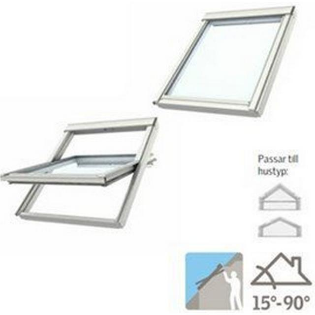 Velux ggl2070 sk06 s7 komfort e tra aluminium roof window for Ricambi velux ggl