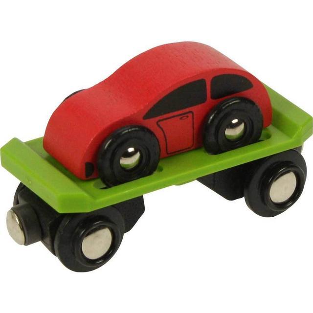 Bigjigs Car Carriage