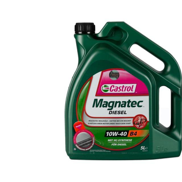 Castrol Magnatec 10W-40 B4 5L Motor Oil