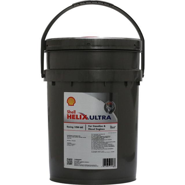 Shell Helix Ultra 10W-60 Racing 20L Motor Oil