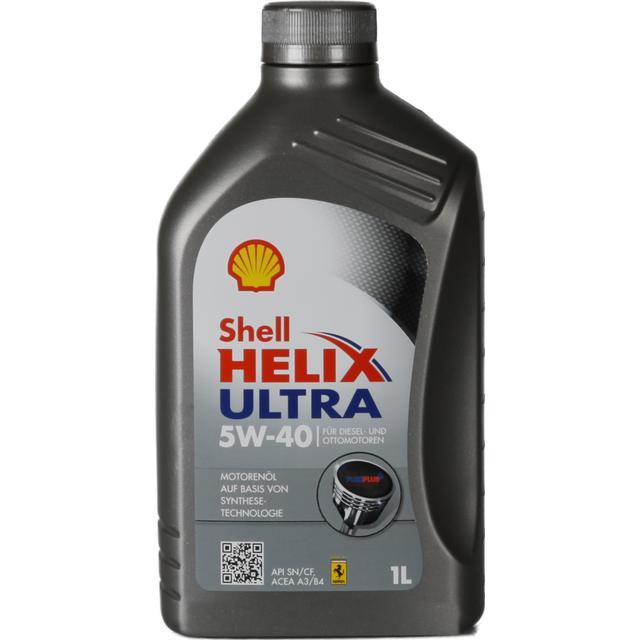 Shell Helix Ultra 5W-40 1L Motor Oil