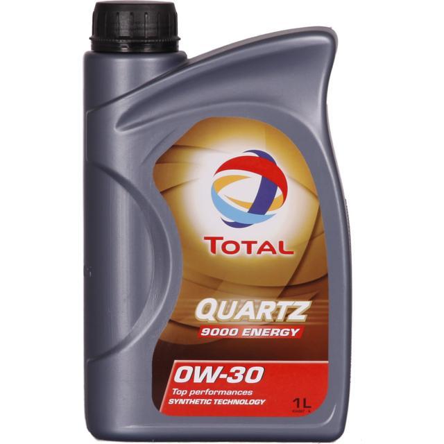 Total Quartz 9000 Energy 0W-30 1L Motor Oil