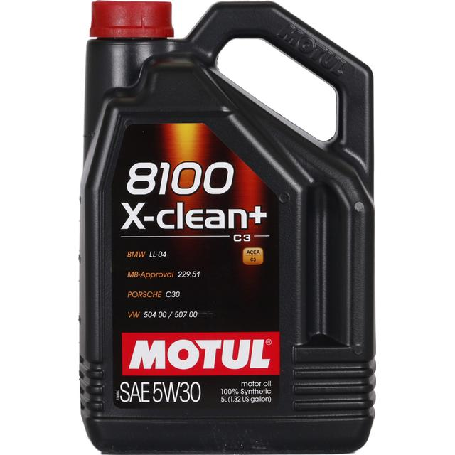 Motul 8100 X-clean Plus 5W-30 5L Motor Oil