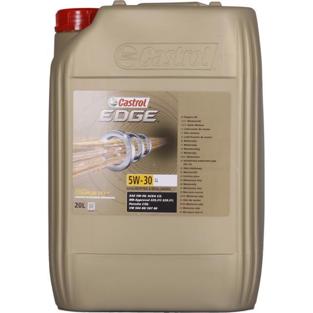 Castrol Edge Titanium FST 5W-30 LL 20L Motor Oil