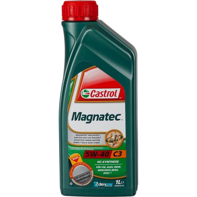Castrol Magnatec 5W-40 C3 1L Motor Oil