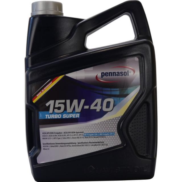 Pennasol TS 15W-40 5L Motor Oil