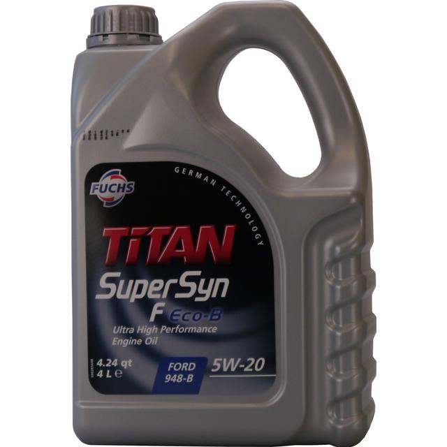 Fuchs Titan Supersyn F ECO-B 5W-20 4L Motor Oil