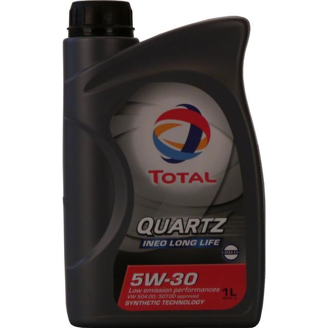 Total Quartz Ineo Longlife 5W-30 1L Motor Oil