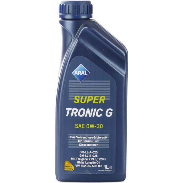 Aral SuperTronic G 0W-30 1L Motor Oil