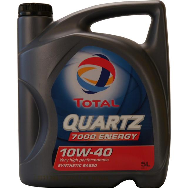Total Quartz 7000 Energy 10W-40 5L Motor Oil
