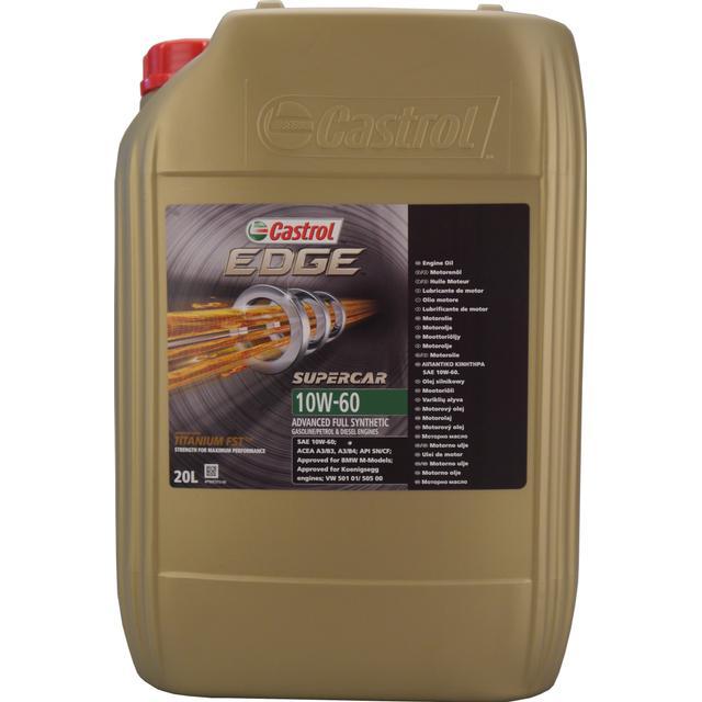 Castrol Edge Supercar 10W-60 20L Motor Oil