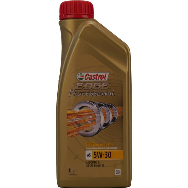 Castrol Edge Professional Titanium A5 5W-30 1L Motor Oil