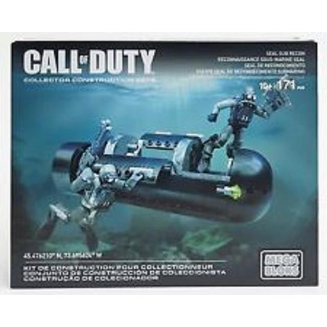 Mega Bloks Call of Duty Seal Sub Recon