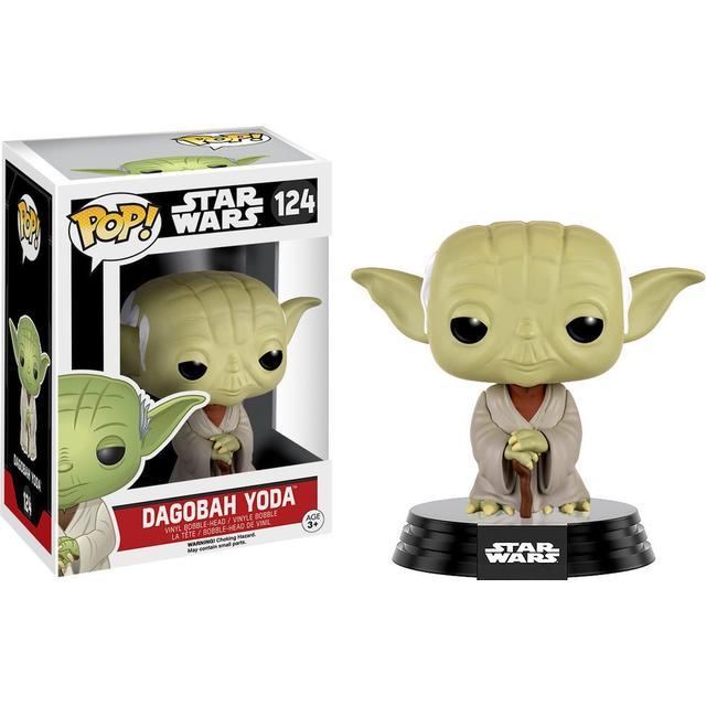 Funko Pop! Star Wars Dagobah Yoda