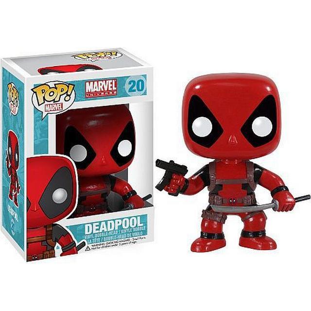 Funko Pop! Marvel Deadpool