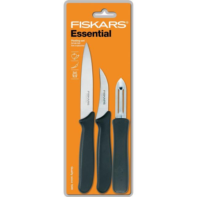 Fiskars Essential 1024162 Knife Set