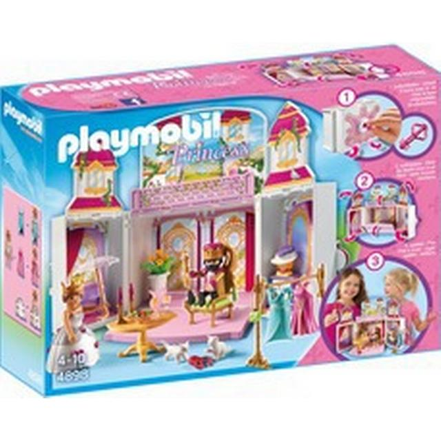 Playmobil My Secret Royal Palace Play Box 4898