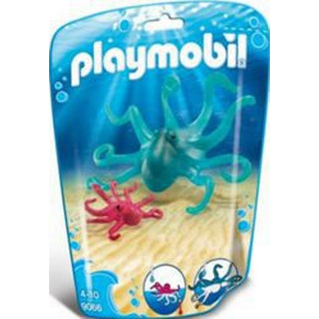 Playmobil Octopus with Baby 9066