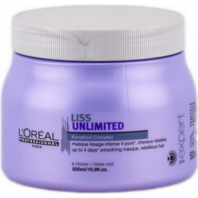 L'Oreal Paris Liss Unlimited Masque 500ml