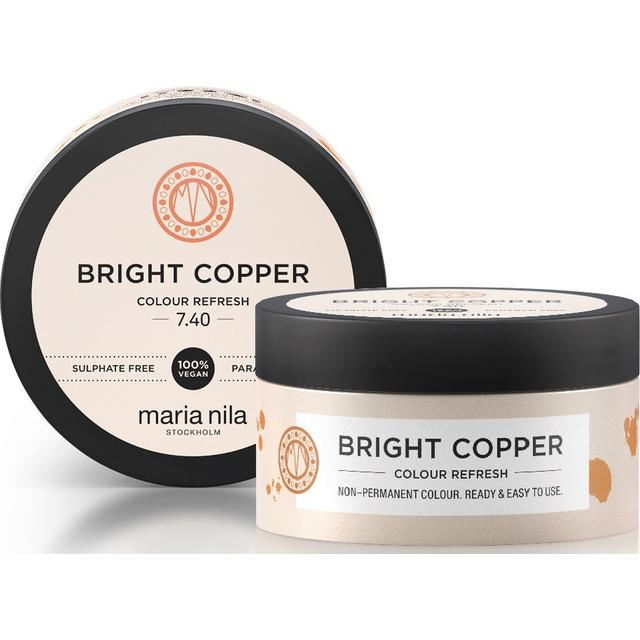 Maria Nila Colour Refresh #7.40 Bright Copper 100ml
