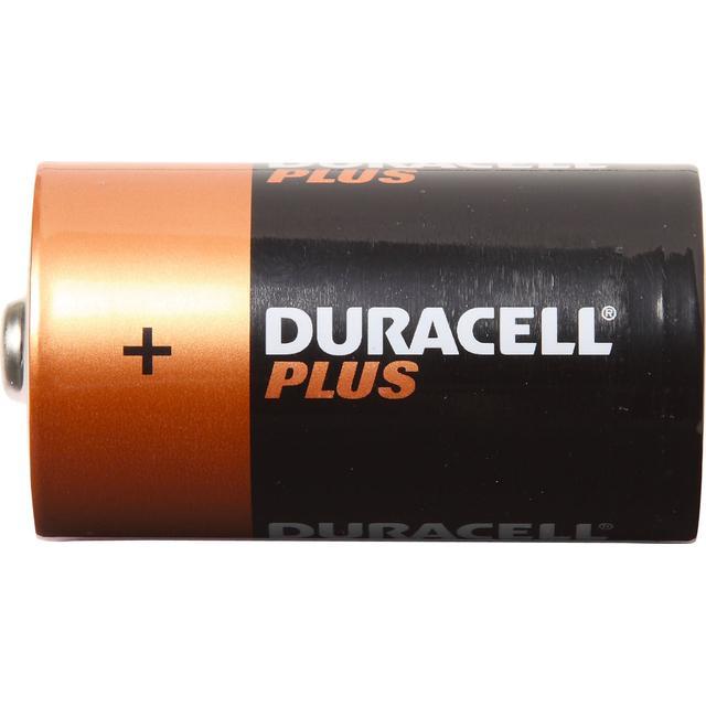 Duracell D Plus Power