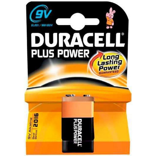 Duracell 9V Plus Power