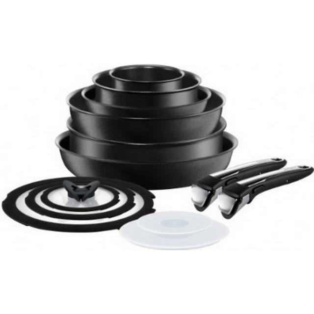 Tefal Ingenio Induction the Complete Set with lid 13 parts
