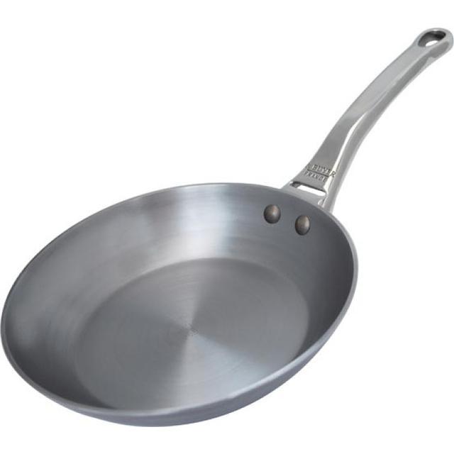 De Buyer Mineral B Pro Frying Pan 28cm