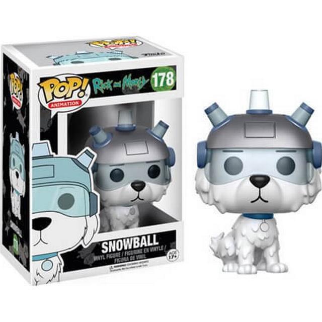 Funko Pop! Animation Rick & Morty Snowball