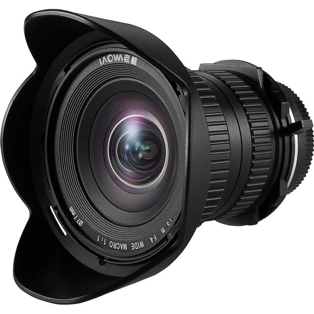 Laowa 15mm f/4 1:1 Macro for Sony E