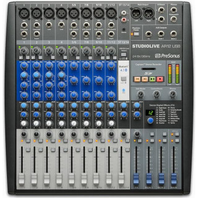 StudioLive AR12 USB Presonus