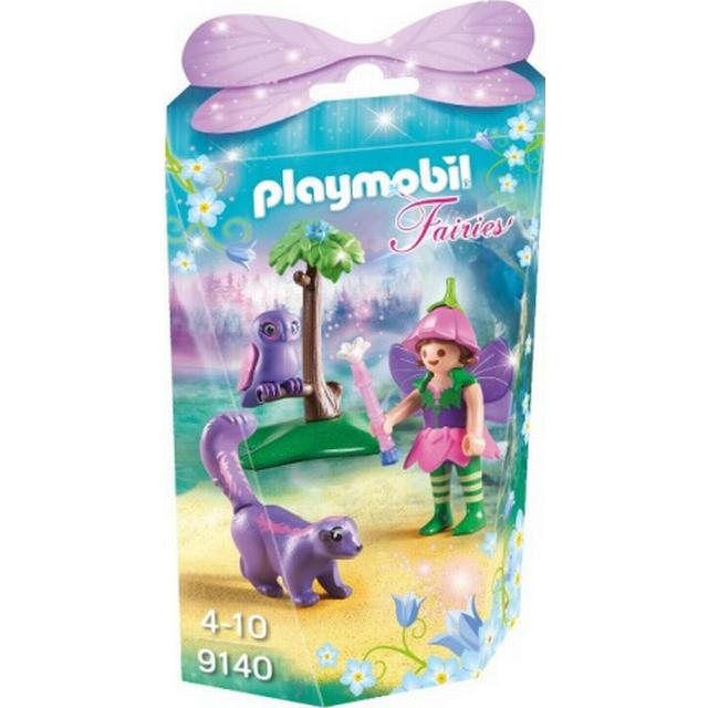 Playmobil Fairy Girl with Animal Friends 9140