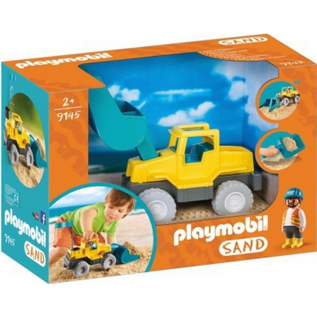 Playmobil Excavator 9145
