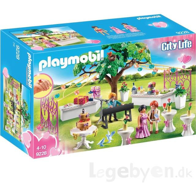Playmobil Wedding Reception 9228